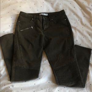 Zara Moto jeans size 6 (medium)